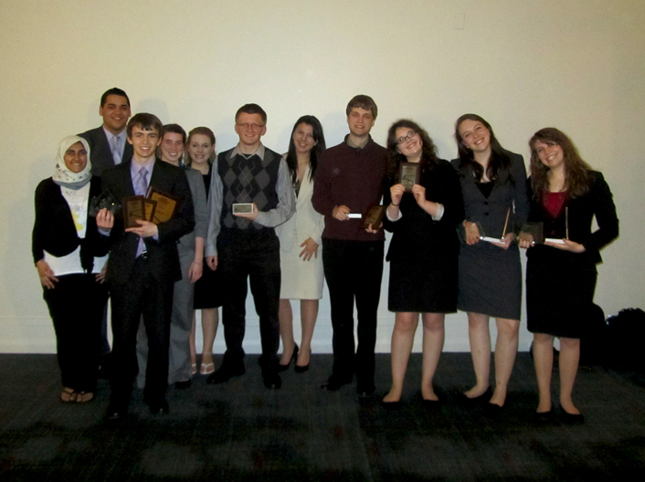 PKD Team Photo - Truman Forensics