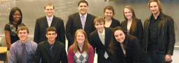Truman Forensics Succeeds at Legendary Gorlok Tournament