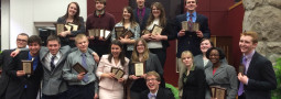 State Championship Awarded to Truman Debate Team