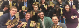 Forensics Team Wins Missouri Debate Champion